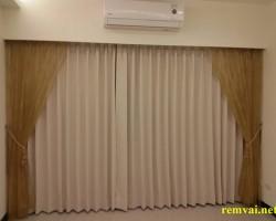 Cung cấp rèm vải 2 lớp tại Hoàn Kiếm – Hà Nội