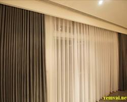 Cung cấp rèm vải 2 lớp tại Quận Bắc Từ Liêm – Hà Nội
