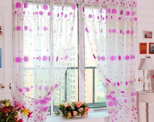 Cung cấp rèm vải voan tại Quận Bắc Từ Liêm – Hà Nội