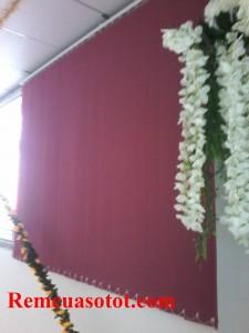 Làm rèm lá dọc chi nhà xưởng, nhà ăn KCN Võ Quế I, Bắc Ninh 1