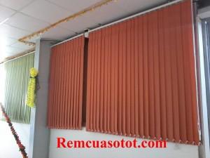 Làm rèm lá dọc chi nhà xưởng, nhà ăn KCN Võ Quế I, Bắc Ninh 2