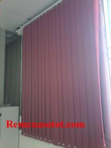 Làm rèm lá dọc chi nhà xưởng, nhà ăn KCN Võ Quế I, Bắc Ninh 6