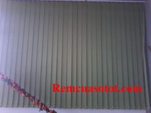 Làm rèm lá dọc chi nhà xưởng, nhà ăn KCN Võ Quế I, Bắc Ninh 7
