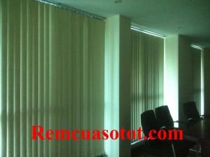 Làm rèm lá dọc văn phòng cho tòa nhà Hapulico, Thanh Xuân, Hà Nội 1