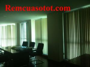 Làm rèm lá dọc văn phòng cho tòa nhà Hapulico, Thanh Xuân, Hà Nội 2
