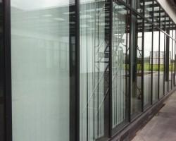 Làm rèm lá dọc văn phòng đẹp tòa nhà Hà Đô Parkin, Cầu Giấy, Hà Nội
