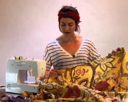 Hướng dẫn cách may rèm vải Roman Chuyên Nghiệp tại nhà