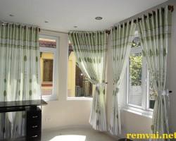 Rèm cửa vải chống nắng đẹp mã RV 204