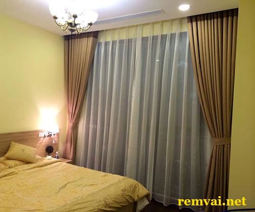 Rèm cửa vải cho phòng ngủ trẻ em dễ thương giá rẻ mã RV 111