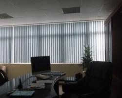 Làm rèm lá dọc văn phòng cho tòa nhà Hapulico, Thanh Xuân, Hà Nội