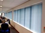 Làm rèm lá dọc văn phòng cho tòa nhà Eurowindow, Trung Hòa, Cầu Giấy, Hà Nội