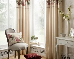 Rèm cửa vải đẹp cho phòng ngủ mã RV 155