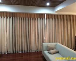 Rèm vải chống nắng nóng giá rẻ mã RV 154