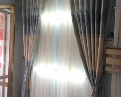Rèm vải cao cấp chống nắng giá rẻ mã RV 138