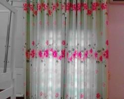 Rèm cửa vải giá rẻ cho cửa sổ mã RV 210