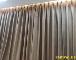 Rèm vải cửa sổ đẹp giá rẻ ở Hà Nội mã RV 119