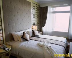 Rèm vải cản nắng giá rẻ cho phòng ngủ mã RV 221