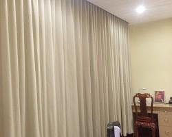 Rèm vải phòng ngủ đẹp giá rẻ mã RV 150