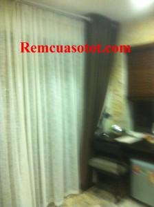 Thi công rèm vải cao cấp đẹp cho khu biệt thự nghỉ dưỡng Đại Lải Resort 7