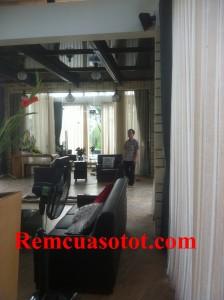 Thi công rèm vải cao cấp đẹp cho khu biệt thự nghỉ dưỡng Đại Lải Resort 8