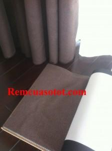 Thi công rèm vải cao cấp đẹp cho khu biệt thự nghỉ dưỡng Đại Lải Resort 9